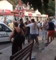 Denizlispor Başkanı Çetin'in karıştığı kavga