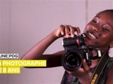 Jeune PDG : la plus jeune photographe du Nigeria