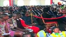 President Uhuru Kenyatta in Nakuru for Music Festival