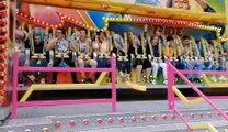 Les jeunes hutois invités gratuitement par les forains sur les attractions