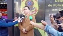 Estagiário do INSS que foi preso anunciava equipamentos furtados na internet, diz PF