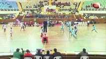 KDF volleyball team loose to Uganda in the East Africa Military games