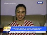 Gretchen Barretto denies causing delay in new teleserye taping