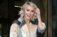 Julianne Hough: I don't like having my toes sucked!