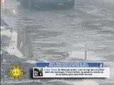 Motorists complain over metro roads condition