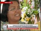 Kin seek justice for slain UPLB student