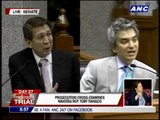 Tiangco says pork barrel funds delayed