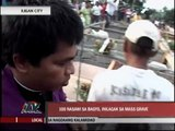 Stench of death forces mass burial in Iligan