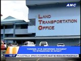 LTO chief says she's ready to reassume post