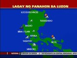 New low pressure area forming off Visayas