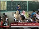 ABS-CBN Kapamilya helps Davao school
