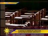 Cotabato flood evacuees getting ill