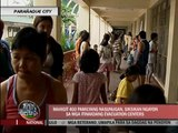 More than 400 fire victims troop to evacuation centers