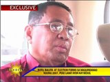 Bedol bares 2007 poll fraud in Maguindanao