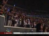 Sandara, 2NE1 rock Big Dome
