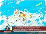 'Egay' brings rains to Metro Manila, Luzon