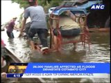 26,000 families affected by floods in Cotabato City