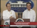 PNoy appoints Mar Roxas as DOTC chief