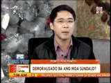 Punto por Punto: Demoralisado ba ang mga sundalo?