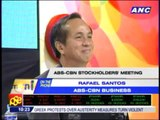 ABS-CBN holds stockholders' meeting
