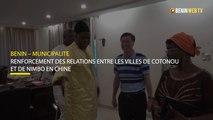 Bénin : renforcement des relations entre les villes de Cotonou et de Nimbo en Chine