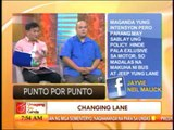 Punto por Punto: Changing Lane