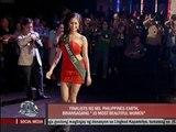 Miss Philippines Earth bets strut stuff