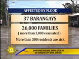Cotabato residents forced to evacuate due to floods