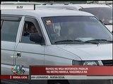 Thousands of motorists returning to Manila