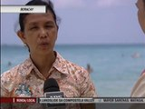 Celebrities spend Holy Week in Boracay