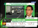 Metro Pacific chief talks about MRT, Meralco shares