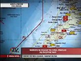 Chinese markers in Recto Bank taken down by PH Navy