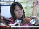 Royette Padilla nabbed for hitting wife
