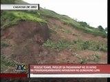 Rescue teams continue to look for landslide victims