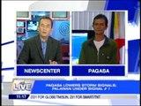 PAGASA lowers storm signals; Palawan under signal no. 1
