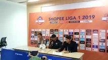 Rahmad Darmawan Bantah Absennya Osas Saha Jadi penyebab kekalahan Tira-Persikabo dari Bali United