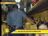 PNP explains lack of cops in Luneta