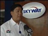 Skyway firm justifies toll hike