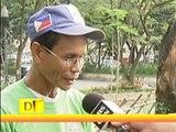 Aquino promotes organic farming