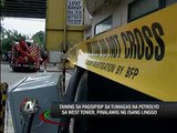 Makati condo owners given more time to clean gas leak