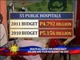 Group hits proposed cut in DOH budget for 2011_ZsdnBwMTrAdUJpvpr7Y8mrimKaYasqR2_0000000000000-0000010390315