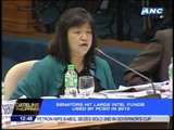 Senators hit large intel funds used by PCSO in 1st sem of 2010