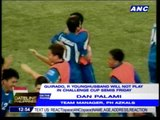 Azkals focused despite distractions at home: Palami