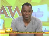 Brian McKnight in PH for March 16 concert