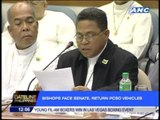 Bishops face Senate probe on PCSO funds, return vehicles