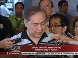 Mike Arroyo lashes back at detractors