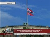 Norway mourns death of 92 massacre, blast victims