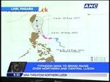 PAGASA raises Signal No 4 over Northern Cagayan