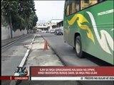 Rains delay metro road repairs