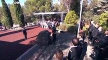 75 ans du débarquement de Provence : Macron rend hommage aux héros africains